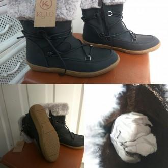 Kylie Crazy сапожки евро зима размеры 29-35. Николаев. фото 1
