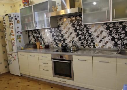 Здам 2-х кімнатну квартиру , стан хороший, євроремонт, дві ізольовані кімнати, п. Галицкий, Львов, Львовская область. фото 2