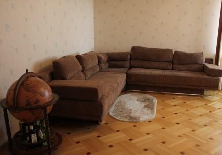 Здам 2-х кімнатну квартиру , стан хороший, євроремонт, дві ізольовані кімнати, п. Галицкий, Львов, Львовская область. фото 4