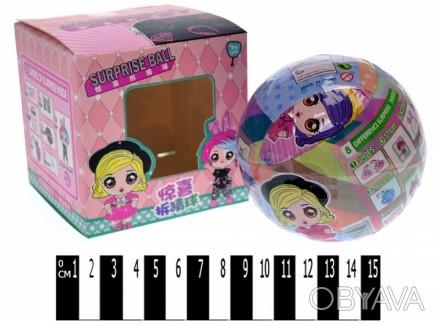 Лялька LOL  в капсулі  89329-1 (шт.)