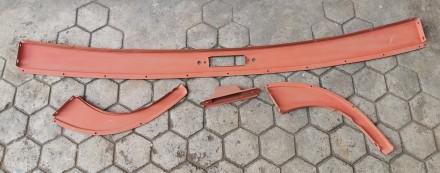 Брызговик задка ГАЗ-12 ЗИМ, в сборе. Никополь, Днепропетровская область. фото 8