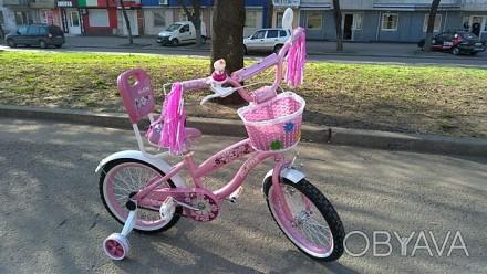 Сигма Руеда дюймов велосипед для девочки двухколесный Sigma Rueda