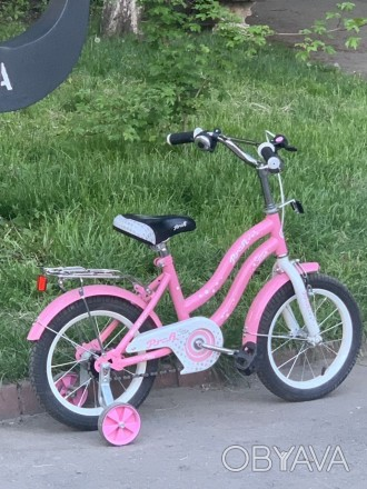 Профи Стар  дюймов велосипед детский для девочки Profi Star