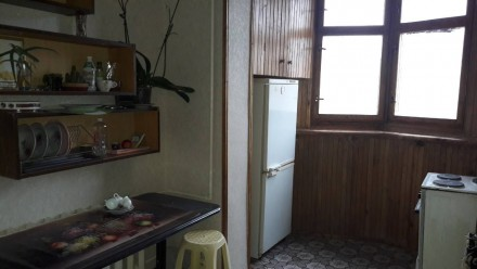 Сдам 1-комнатную на Королева/р-к Южный. Квартира в хорошем состоянии, МП окна и . Таирова, Одесса, Одесская область. фото 7