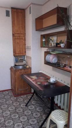 Сдам 1-комнатную на Королева/р-к Южный. Квартира в хорошем состоянии, МП окна и . Таирова, Одесса, Одесская область. фото 6