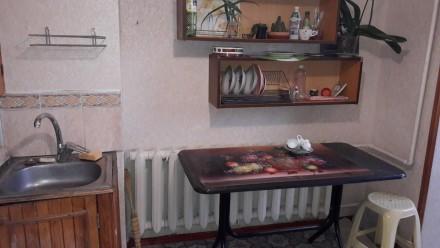 Сдам 1-комнатную на Королева/р-к Южный. Квартира в хорошем состоянии, МП окна и . Таирова, Одесса, Одесская область. фото 5