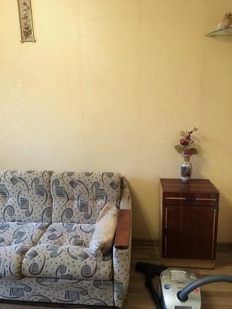 Сдам 1-комнатную на Меркурии/Днепро. Квартира с капремонтом. просторная, общая п. Суворовский, Одесса, Одесская область. фото 5