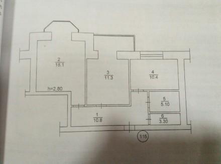 Продам шикарную 2-к квартиру в лучшей новостройке бизнес класса Киевской области. Ирпень, Ирпень, Киевская область. фото 10
