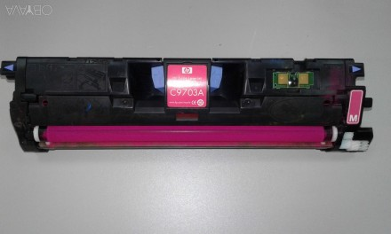 Картридж C9703A для HP Color LaserJet 1500/2500 Magenta. Киев. фото 1