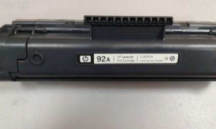 Картридж HP C4092A для LaserJet 1100\3200. Киев. фото 1
