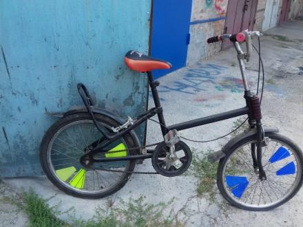 Велосипед тиса.Город Кропивницкий. Кропивницкий. фото 1