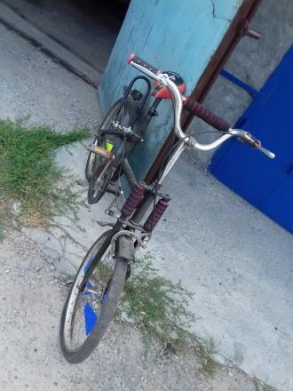 велосипед тиса в хорошем состоянии от 8 лет. Кропивницкий, Кировоградская область. фото 3