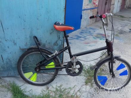 велосипед тиса в хорошем состоянии от 8 лет. Кропивницкий, Кировоградская область. фото 1