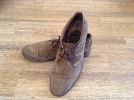 Стильные мужские туфли, покупались в Лондоне, замша отличного качества, мягкие и. Верхньодніпровськ, Дніпропетровська область. фото 5