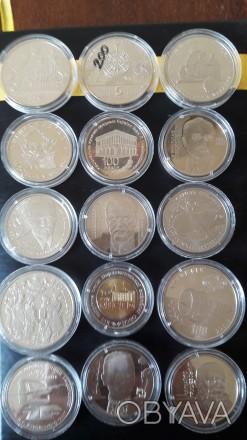 Продам юбилейные монеты Украины.Большой выбор монет.
