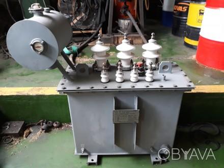 Трансформатор силовой масляный ТМ-40/6 кВ