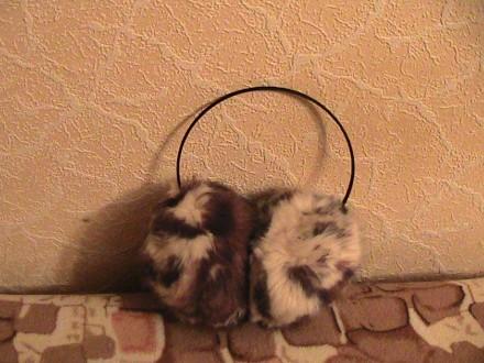 Наушники   для   девочки    смотрите    фото    размер   и   более подробно    п. Киев, Киевская область. фото 7