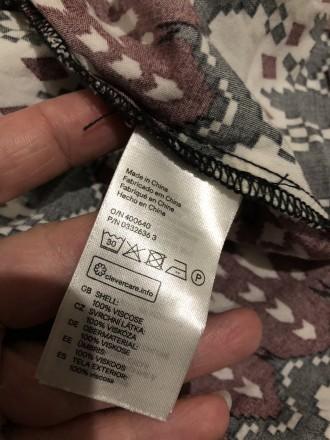 Платье из вискозной легкой ткани.Модель простая,но оригинально смотрятся рукавчи. Кривой Рог, Днепропетровская область. фото 5