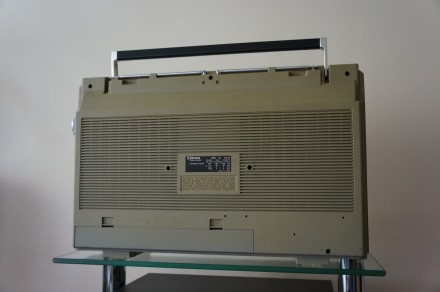 Emerson CTR-966 Deluxe Portable type AM/SW1/SW2/FM MPX Stereo Dual Cassette Rec. Черновцы, Черновицкая область. фото 9