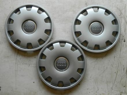 Колпаки R16 Audi A3, A4, A5, A6. Житомир. фото 1