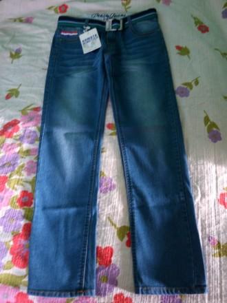 Джинсы, джинси  нові 13-14р на підлітка. Кропивницкий. фото 1