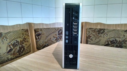 Тонкий системник HP Compaq 8200 Elite USDT, Intel i5-2400s, 8GB, 320GB. Львов. фото 1