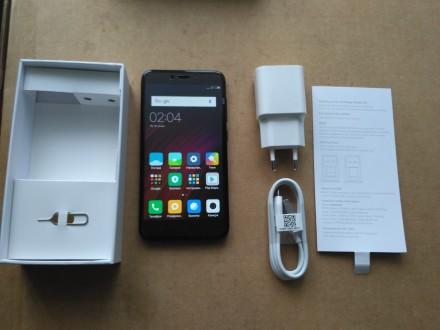 Xiaomi redmi 4x pro 3/32 Global,чорний,золотий в наявності. Городенка. фото 1