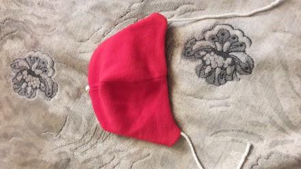 Шапочка для новорожденных.Утепленная в хорошем состоянии.. Житомир, Житомирская область. фото 5