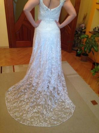 Шикарне плаття на випускний або весілля. Львов. фото 1