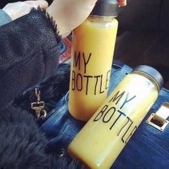 """""""My Bottle"""" это не просто бутылка! Бутылка """"My Bottle"""" имеет свой уникальный ди. Киев, Киевская область. фото 4"""