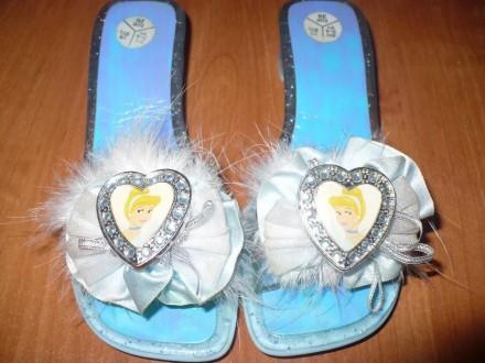 Туфельки для Принцессы (Германия). Павлоград. фото 1