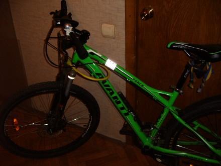 Продаётся велосипед горный Avanti Force. Киев. фото 1