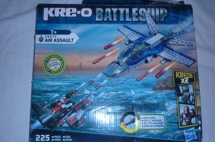 Продам конструктор KRE-O игровой набор Атака с воздуха (Battleship Air). Харьков. фото 1