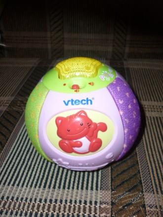 Мячик с сюрпризом Vtech. Харьков. фото 1