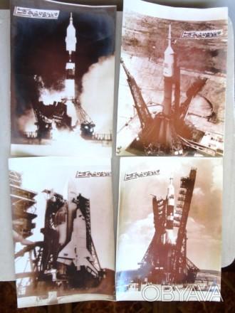 4 фотографии с космодрома Байконур восьмидесятых годов