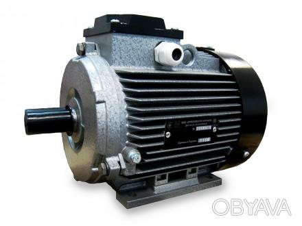 Трёхфазный электродвигатель АИР 112 М2 У2 (7.5 кВт, 3000 об/мин)