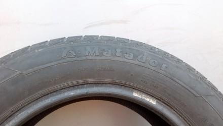 Летняя шина 185/60 R14 MATADOR stella 2, МР-16,  1 шт. Протектор шины видно на ф. Киев, Киевская область. фото 3