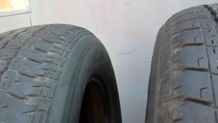 265/65 R17 112 H,  bridgestone  Dueler H/T 840 (2 шт.), M+S, протектор двух шин . Киев, Киевская область. фото 10