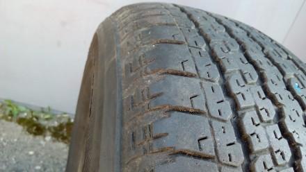 265/65 R17 112 H,  bridgestone  Dueler H/T 840 (2 шт.), M+S, протектор двух шин . Киев, Киевская область. фото 11