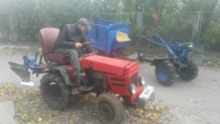 Продам Трактор ХТЗ Т-08. Соленое. фото 1