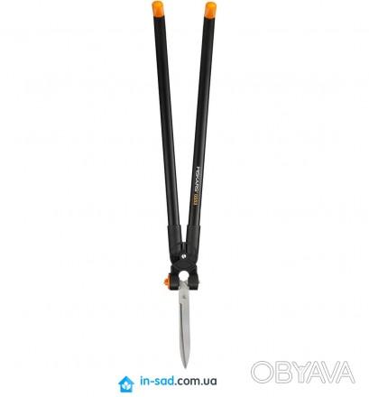 Ножницы для травы и живой изгороди Fiskars PowerLevel™ 113710 (1001565)
