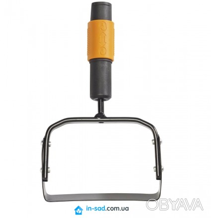 Инструмент для удаления сорняков Fiskars QuikFit 139970 (1000738)