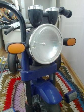Продам велосипед детский 3-хколесный бывший в употреблении хорошем сос. Верхнеднепровск. фото 1