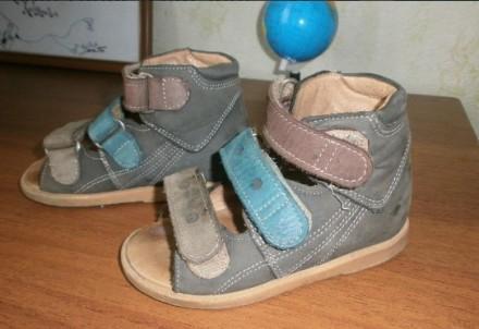 Детская обувь Ортопедические босоножки Тм «Aurelka» Польша. Белая Церковь. фото 1