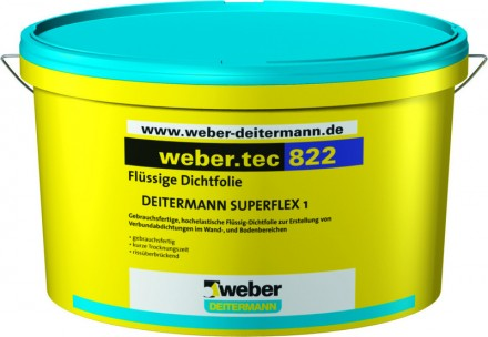 weber.tec 822 Superflex 1 (Deitermann Superflex 1). Киев. фото 1