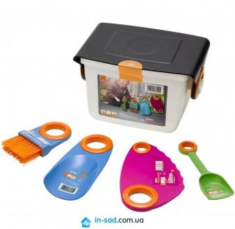 Коробка с детскими инструментами My First Fiskars™ 138200 (1001422). Киев. фото 1