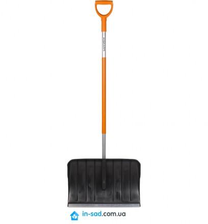 Скрепер для уборки снега Fiskars SnowXpert™ 143001 (1003469). Киев. фото 1