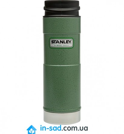 Термокружка Classic One Hand Vacuum Mug 0.47 L Stanley. Киев. фото 1