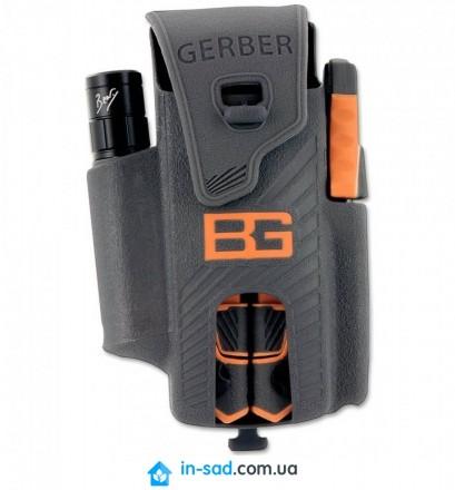 Набор тактический Gerber BG Survival Tool Pack 31-001047. Киев. фото 1