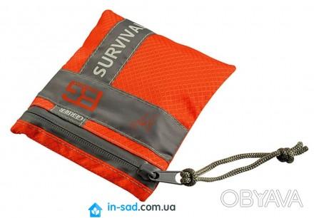 Набор Basic Kit включает в себя:  водонепроницаемую сумку на молнии; нож Gerb. Киев, Киевская область. фото 1
